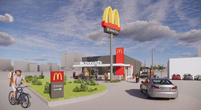 Prefeitura de Maceió autoriza nova unidade do McDonald's
