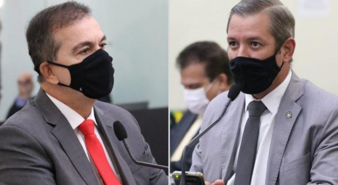 Ronaldo Medeiros e Cabo Bebeto têm opiniões diferentes sobre depoimento de Teich em CPI