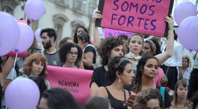 Câmara aprova aumento de pena para crimes de feminicídio no País