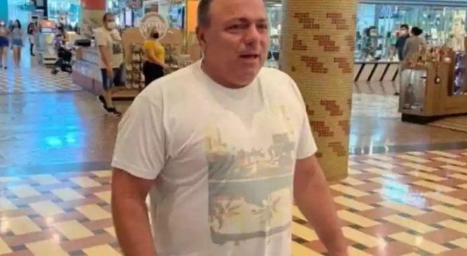 Pazuello diz que está com suspeita de Covid e que não pode comparecer na CPI