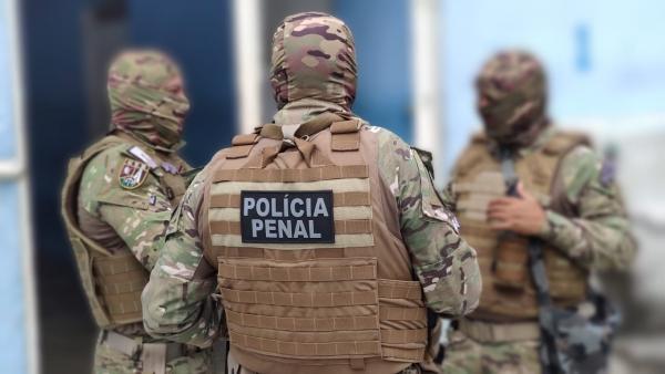 Governo de Alagoas lança edital com 300 vagas de policial penal