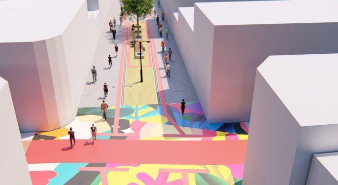 Projeto de acessibilidade no Centro de Maceió vai beneficiar 11 mil pessoas