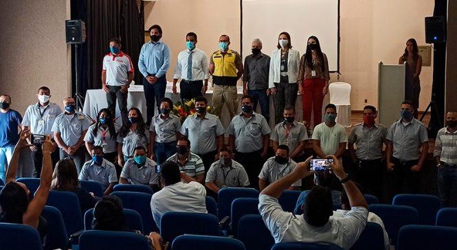 Projeto Qualificação de Cobradores do Sest Senat Maceió forma mais 48 motoristas de ônibus
