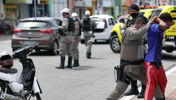 Abril é o mês com menor número de homicídios registrados dos últimos 12 anos em Alagoas