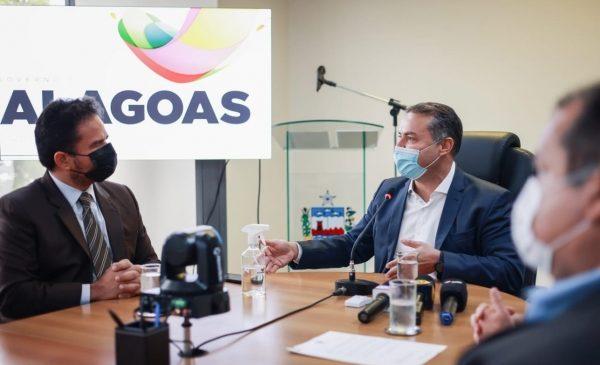 Governo de AL concede reposição salarial de 4,52% ao funcionalismo público
