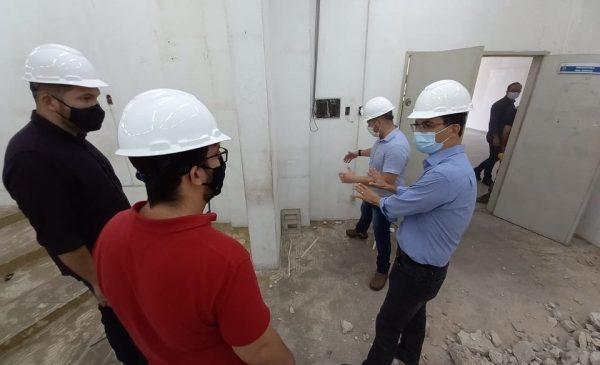 Investimento de R$ 15 mi garante melhorias no prédio-sede e em unidades da Uncisal