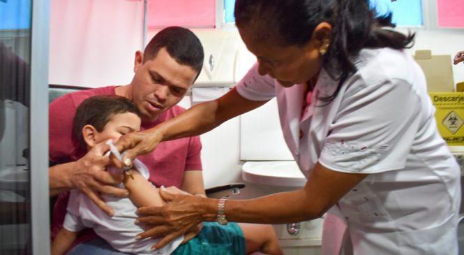 Campanha de vacinação contra a Influenza tem início nesta quarta-feira