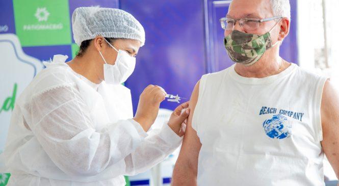 Maceió avança e ultrapassa a marca de 300 mil doses aplicadas contra a covid-19
