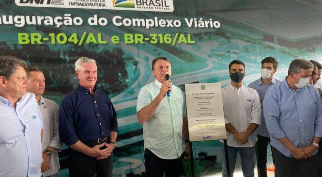 Com rejeição em alta na região, Bolsonaro diz que está 'cada vez mais apaixonado pelo Nordeste'