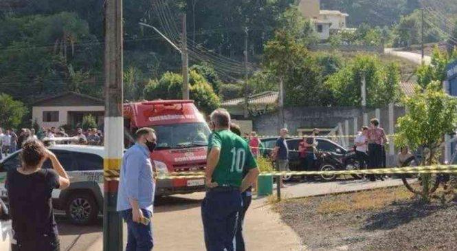 Tragédia: Adolescente invade creche, mata três crianças e uma professora