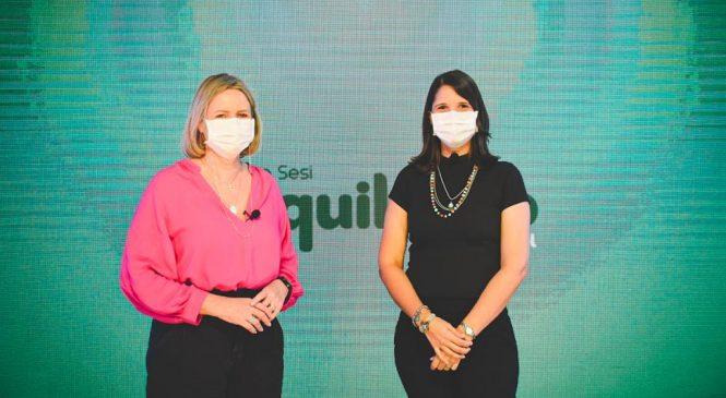 Sesi apresenta soluções que visam à promoção da qualidade de vida e da saúde do trabalhador
