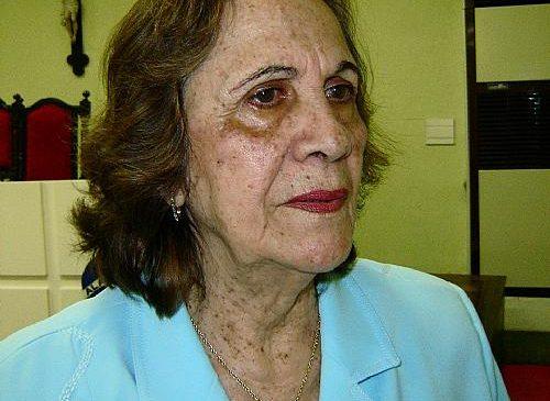 Morre em Maceió a médica e ex-vereadora Terezinha Ramires