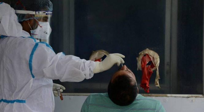 Brasil confirma os primeiros casos da variante indiana do coronavírus