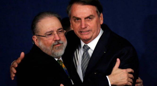 Candidatos à PGR acusam Aras de atrelar instituição ao governo Bolsonaro e cobram respeito ao MPF