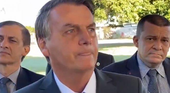 """TCU nega """"relatório"""" e entra na fila ao descobrir que Bolsonaro é mentiroso"""