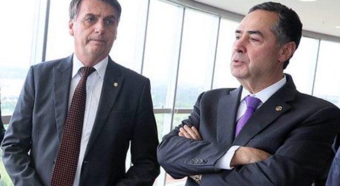 """Presidente do TSE, Barroso diz que voto impresso é """"bem pior"""", mas será cumprido se Congresso aprovar"""