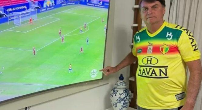 Brasil vence Venezuela na Copa América, mas SBT perde na audiência para o Domingão sem Faustão