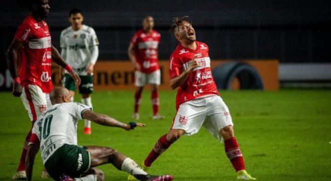 CRB enfrenta hoje o Palmeiras no jogo de volta da Copa do Brasil precisando vencer