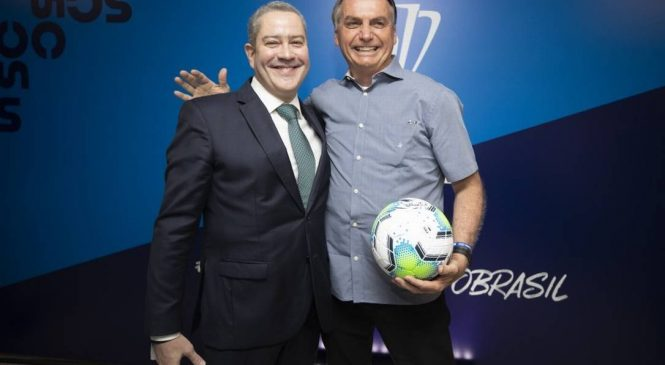 Aliado de Bolsonaro, Caboclo é afastado da CBF e situação da Copa América pode mudar