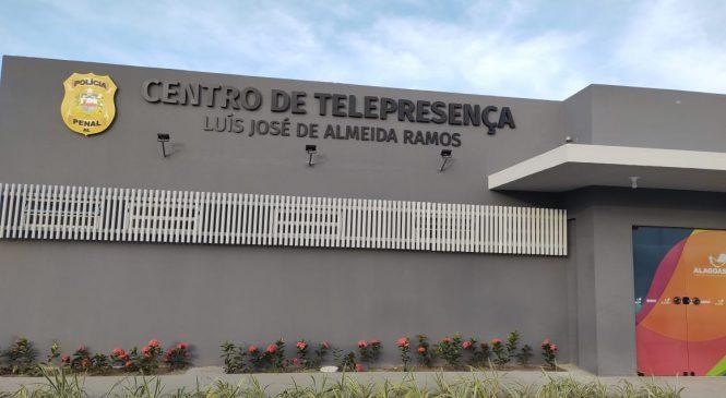 Centro de Telepresença amplia capacidade de realizar audiências com réus presos
