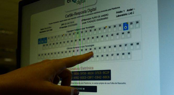 Enem Digital vai ofertar mais de 100 mil vagas