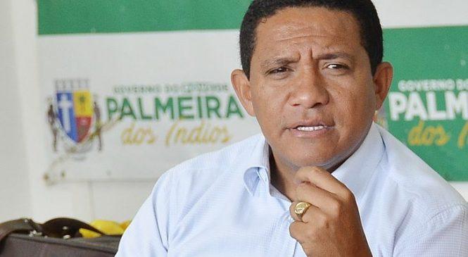 Instagram do prefeito de Palmeira dos Índios é invadido e colocado à venda