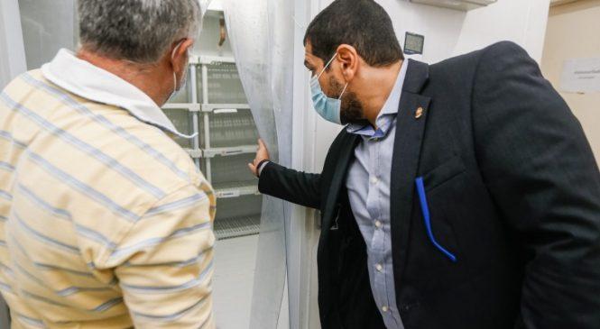 Promotoria de Rio Largo fiscaliza condições de vacinação em unidades de saúde