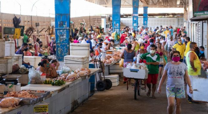 Confira horários de Mercados e feiras livres de Maceió no feriado de Corpus Christi