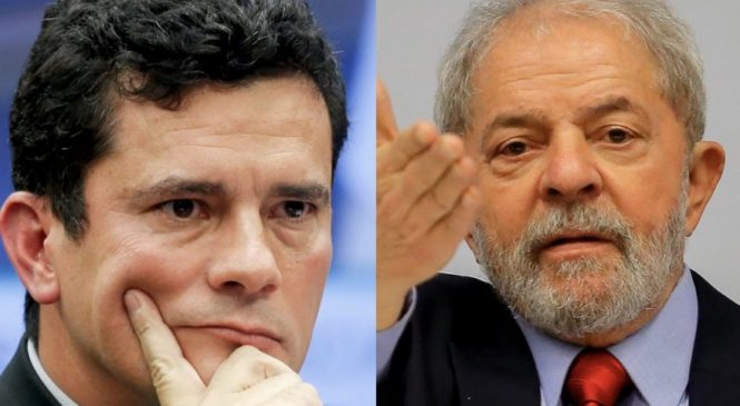 STF confirma parcialidade de Moro em processo de Lula