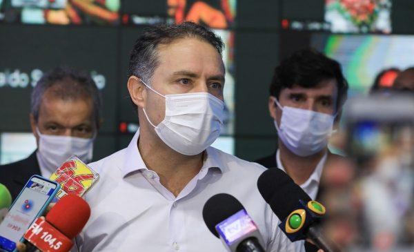 Renan Filho aponta aumento de mortes entre mais jovens e apela a prefeitos de Alagoas