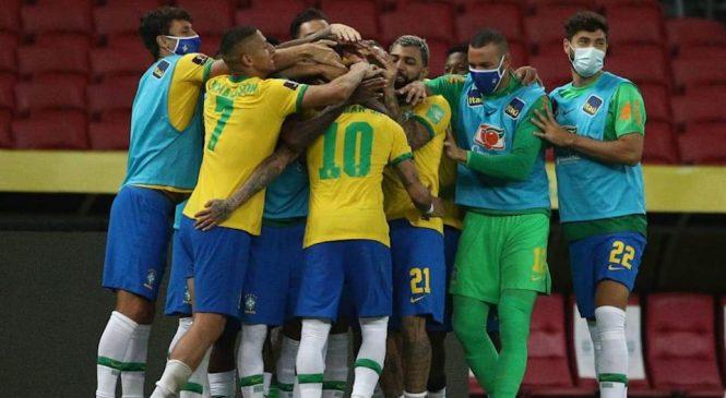 Jogadores decidem disputar Copa América após saída do presidente da CBF