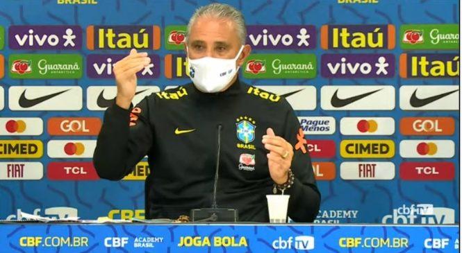Bolsonaristas apelam para o #ForaTite após jogadores da Seleção se amotinarem contra a Copa América
