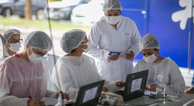 Mais de 11 mil maceioenses não retornaram para 2ª dose da vacina contra Covid-19