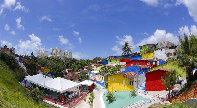 Vida Nova nas Grotas é selecionado para maior guia de arquitetura e urbanismo do país
