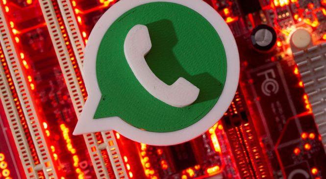 STJ diz que vazar conversas de WhatsApp é passível de indenização