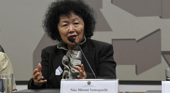 CPI da Pandemia recebe hoje a médica Nise Yamaguchi, defensora da cloroquina