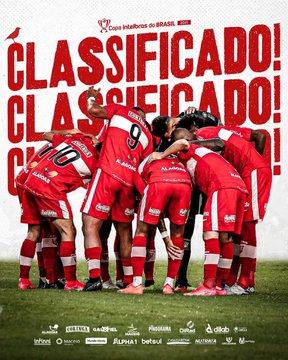 Renan Filho diz que CRB honrou Alagoas e destaca: 'o goleiro do Galo foi foda'