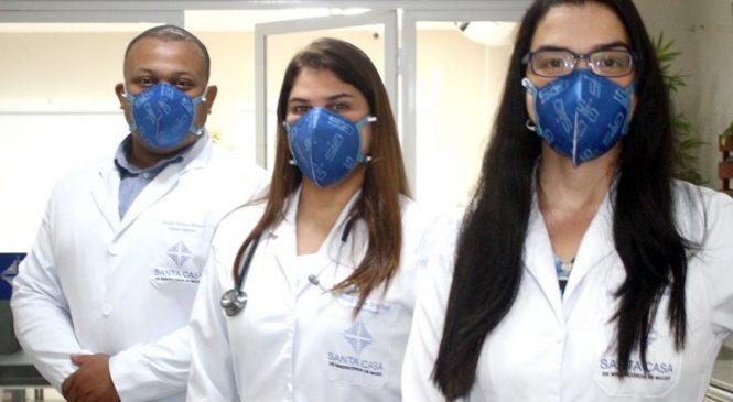 Equipe da Santa Casa alerta: Covid-19 exige cuidados de reabilitação antes e depois da alta