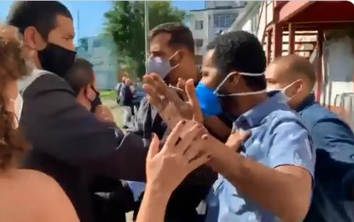 Repórter de O Globo leva socos de seguranças por fazer pergunta a governador. Veja vídeo
