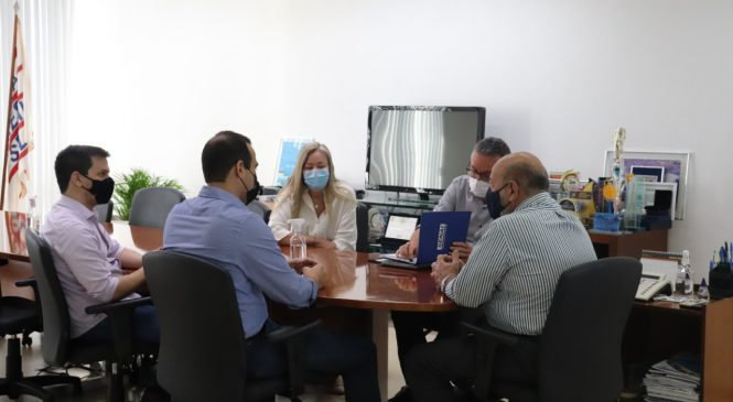 Lyra e secretário de Ciência e Tecnologia discutem inclusão do Senai no Parque Tecnológico de Alagoas