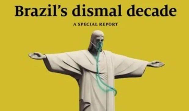 Revista inglesa The Economist critica Bolsonaro e vê década sombria no Brasil