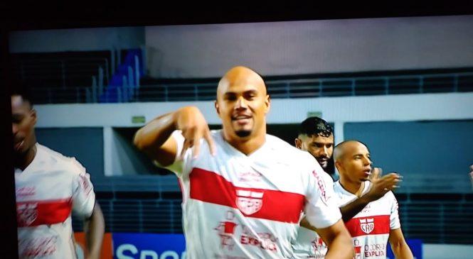 Galo brilhante, de virada, vence Botafogo e entra no G-4 da série B