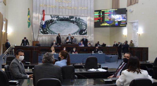 ALE aprova PLDO 2021 e Legislativo inicia recesso