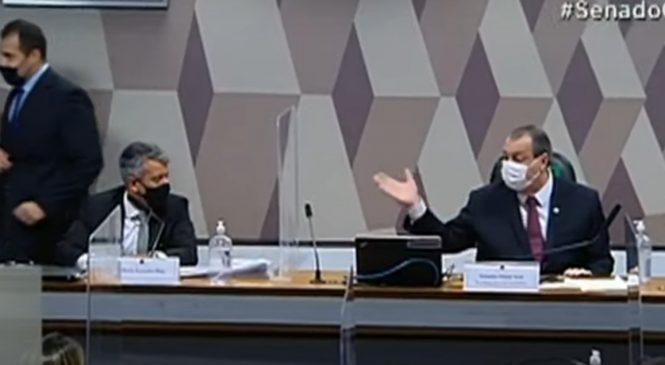 Ex-diretor do caso de propina da vacina recebe voz de prisão por mentir na CPI