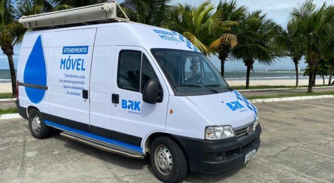 BRK Ambiental realiza recadastro de moradores do Conjunto João Sampaio II