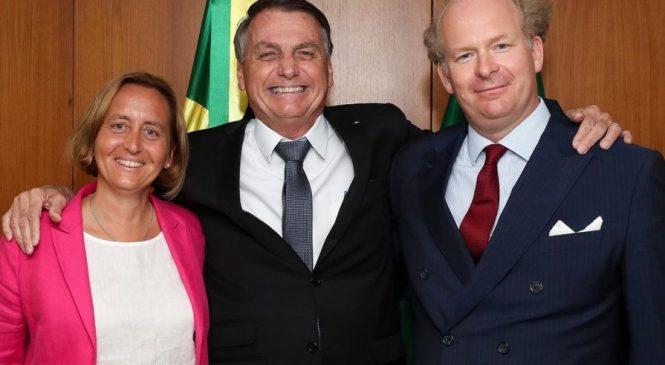Neonazistas apoiados por Bolsonaro sofrem nas eleições alemãs e perdem cadeiras para o Partido Verde