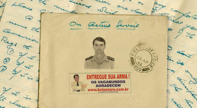 Bolsonaro agradeceu em carta apoio recebido por neonazistas