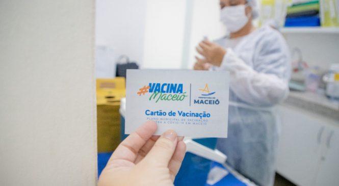 Prefeitura de Maceió leva vacinação itinerante ao Residencial José Aprígio Vilela