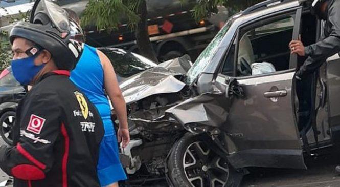 Motorista que matou dois na Fernandes Lima é indiciado por homicídios simples