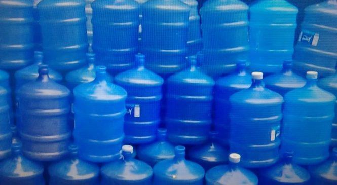 Empresários denunciam no MPE/AL a venda de água sem análises ou adição de sais